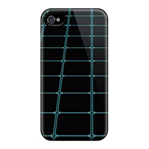 Tough Iphone Ntc20642XBZl Cases Covers/ Cases For Iphone 6plus(game Grid B)
