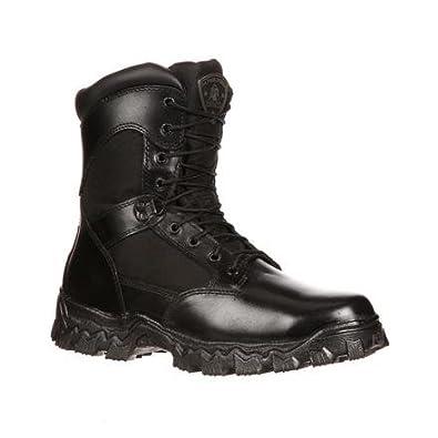 912df1293d9 Rocky Alphaforce Zipper Waterproof Duty Boot