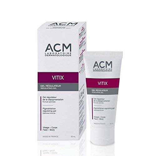 ACM Laboratoire Vitix GEL Repigmentation Vitiligo Skin 50ml Vitiliginous Skin Treatment Beauty Skin by Beauty Skin