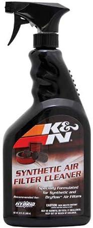 K&N 99-0624 Synthetic Air Filter Cleaner Spray - 32 oz. K&N Engineering
