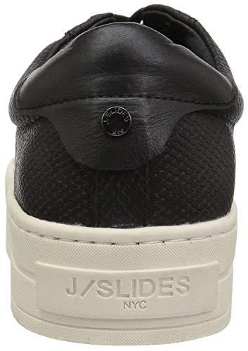 Sneaker Slides Black Women's J Hippie nvW81SWA