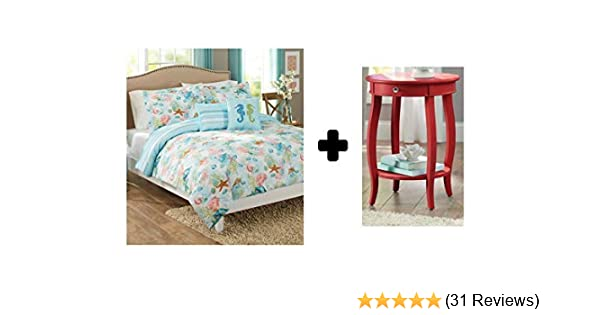 Amazon.com: Better Homes & Gardens* Comforter Set in Peach ...