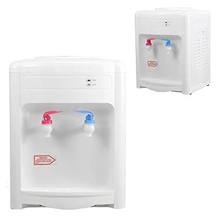 Dispensador de agua fría, caliente y del tiempo de 550W modelo TY1