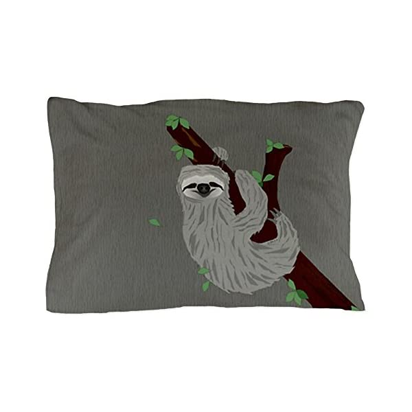 Cafepress Sloth Pillow Case -