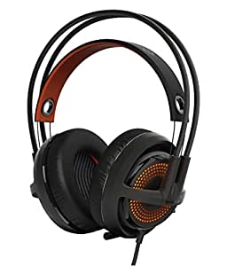 SteelSeries Siberia 350 Gaming Headset - Black (formerly Siberia v3 Prism)
