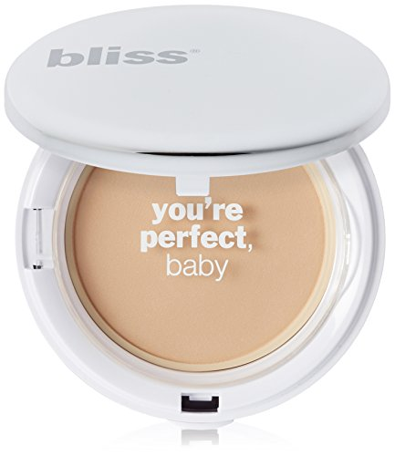 bliss Empowder Me Buildable Powder Foundation, Nude, 0.31 oz.