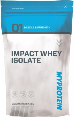 Myprotein Impact Whey Isolate (Neutro) 4 kg - Sin Sabor