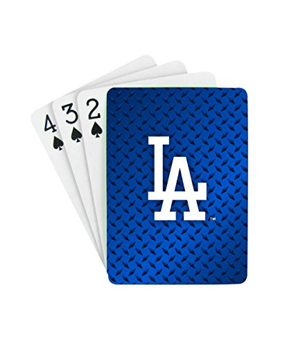 Dodgers Angeles Pencil Los (MLB Los Angeles Dodgers Playing Cards)