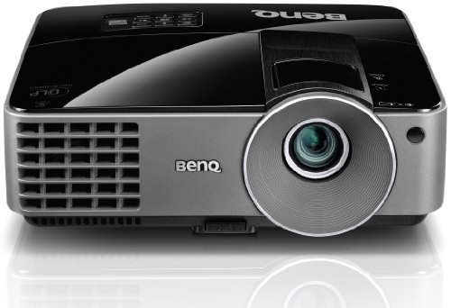 BenQ MS502 2700L SmartEco SVGA 3D Ready DLP Projector