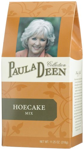 Paula Deen Collection Hoecake Mix, 11.25-Ounce Boxes (Pack of 3)