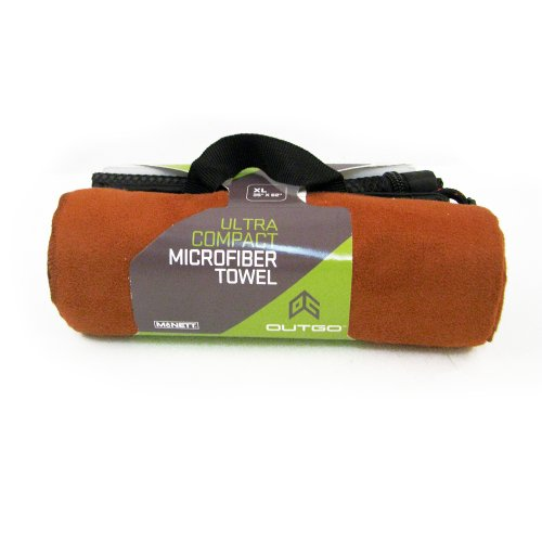 MicroNet Suede Ultra Compact Microfiber Towel product image