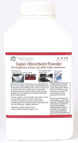 super absorbent polymer powder - 1