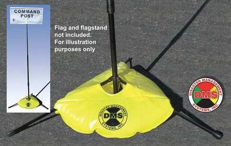 Flag Stand, Water Weight Bag