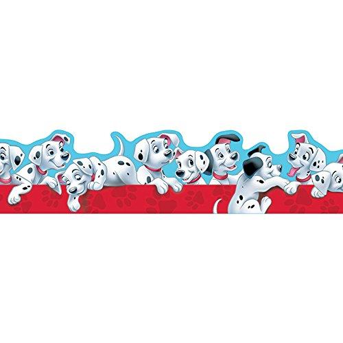 (Eureka Disney 101 Dalmatians Bulletin Board Trim and Classroom Decoration for Teachers, 12pc, 3.25'' W x 37'')