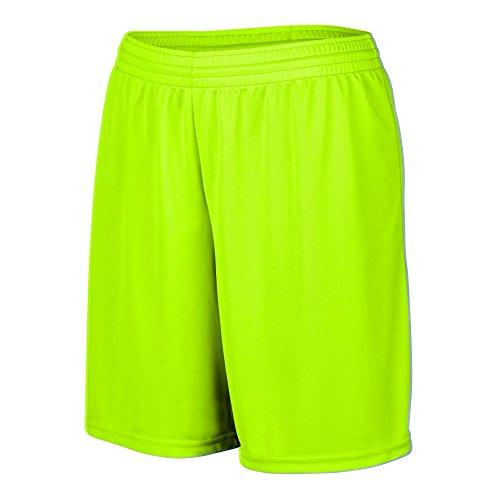 Augusta Sports Ladies Octane Short, Lime, Medium ()
