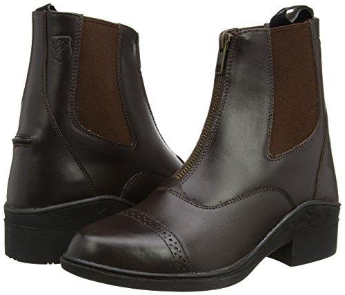 JUST TOGS schwarz 10 Beaumont - Botas de equitación marrón