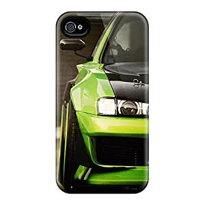 For MeSusges Iphone Protective Case, High Quality For Iphone 4/4s Silvia S14 Skin Case Cover