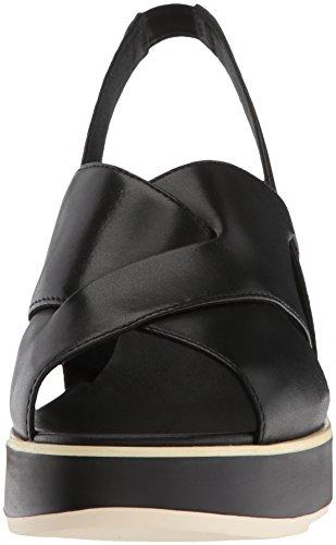 noir compensée Camper K200593 noir Sandale pour femmes Tropik Fxx0Zqwp