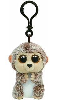 651b1a30f57 Amazon.com  Ty Beanie Babies Mrs. Prickly - Pink Hedgehog Clip  Toys ...