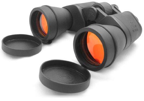 NcStar 10X50 Black Binoculars Ruby Lens BB1050R