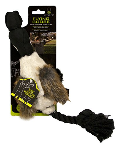 Hyper Pet Flying Goose Slingshot Dog Toy