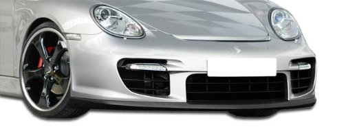 Duraflex ED-GDP-323 GT-2 Look Front Lip Under Spoiler Air Dam - 1 Piece Body Kit - Compatible For Porsche Cayman 2005-2012