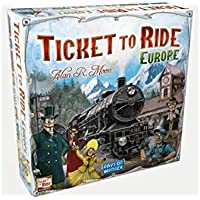 Ticket to Ride Europe Kutu Oyunu