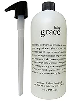 Philosophy Baby Grace Shampoo Bath Shower Gel
