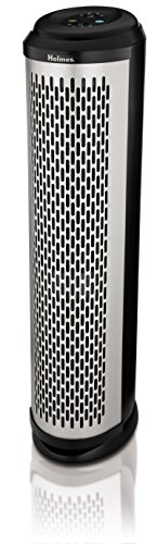 Holmes Allergen Remover Tower Air Purifier with True HEPA Filter, HAP1702-TU by Holmes