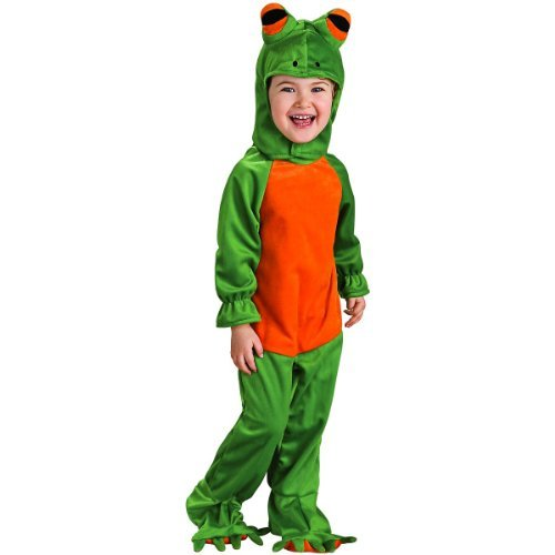 [Frog Costume - Baby 12-18] (18 Month Frog Costume)