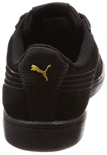 Sneaker Vikky Puma Black Black Kids Women S puma Ribbon 01 Trainers 366416 trdwxd