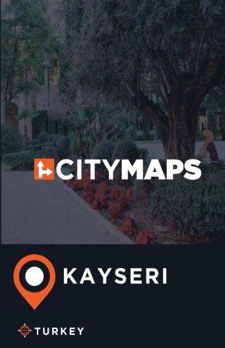 City Maps Kayseri Turkey