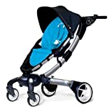 4moms Origami Stroller in Blue