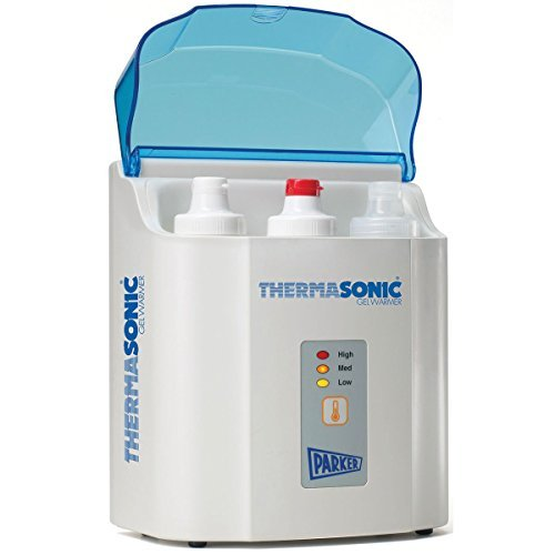 Parker Labs 83-03 Thermosonic Ultrasound Gel Warmer, LED Temp Display, Three Bottle, 120V (Each)