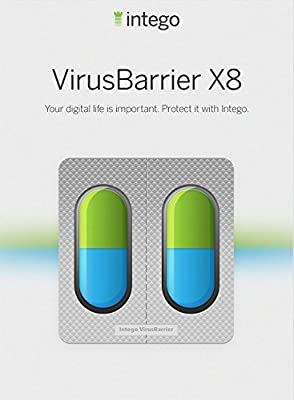 Intego VirusBarrier X8 - 1 Mac - 1 year protection [Download]