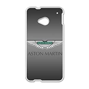 Happy Aston Martin sign fashion cell phone case for HTC One M7 by ruishername
