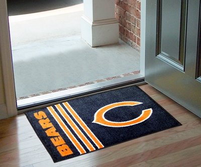 Fan Mats Chicago Bears Starter Rug, 20