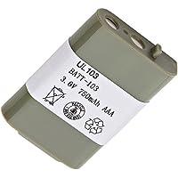 Cordless Phone BATT-103 Nickel Metal Hydride (NIMH) Battery VOLTAGE: 3.6