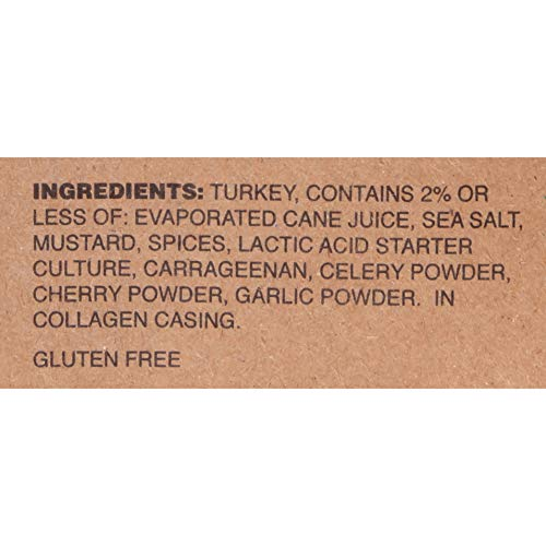 Old Wisconsin Natural Cut Snack Sticks, Turkey, 6 Ounce
