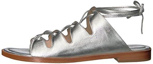 Loeffler Randall Women's Kira Flat Flat Flat Sandal - Choose SZ color 7049aa