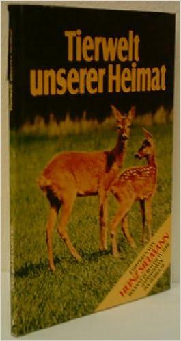 Ferrero Frankfurt Tierwelt Unserer Heimat Amazon De Ferrero Frankfurt Hrsg Bucher