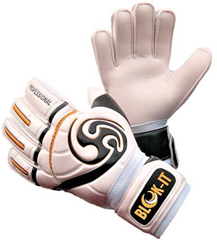 Blok-IT Goalie Gloves. Fingersave