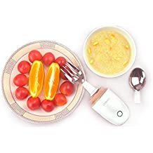 Enjoy Tremor Free Dining! Intelligent GYENNO Spoon Lite and Fork SET for Parkinson and Hand Tremor Aid