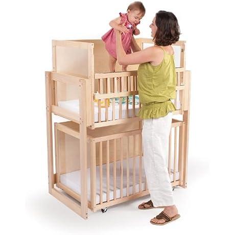 Whitney Bros Space Saver Two Level Crib