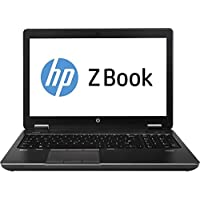 2018 HP ZBook 15 15.6 High Performance Laptop Computer, Intel Quad-Core i7-4800MQ up to 3.7GHZ, 8GB DDR3, 180GB SSD, WIFI, DVD-RW, Windows 10 Professional (Certified Refurbished)