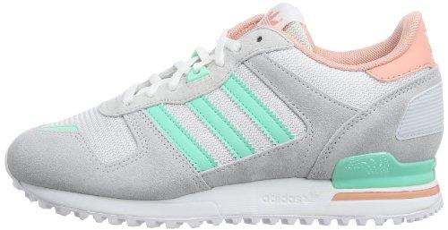 online store 0f890 af4b5 ... netherlands adidas originals zx 700 w m17709 damen sneaker grau clear  grey s12 bahia 43cdb 6e0e8