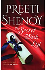 The Secret wish List Kindle Edition
