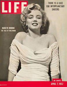 Paramount Prints MARILYN MONROE - Life Magazine Cover ...