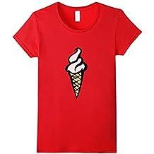 Ice Cream Cone t-shirt Love Vanilla Ice Cream Gelato Yogurt
