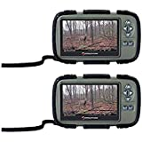 "Stealth Cam SD Card Reader and Viewer with 4.3"" LCD Screen BUNDLED 2PACK (2 PACK)"